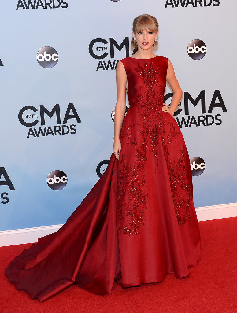 Taylor Swift Red Carpet And Events Dress Ups