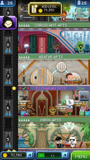 Star Wars Iphone Game Popsugar Tech