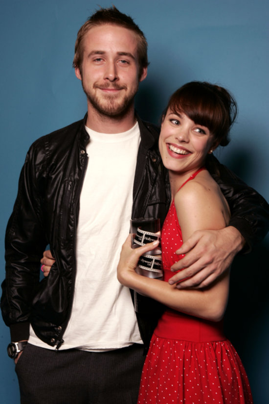 Rachel McAdams and Ryan Gosling Couple Pictures | POPSUGAR ...