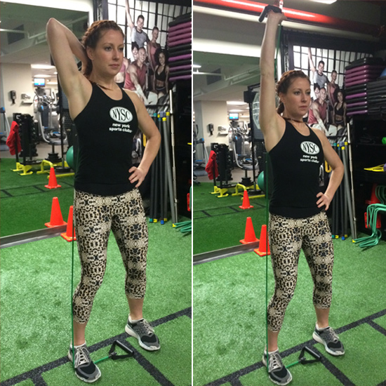 20-Minute Resistance-Band Home Workout