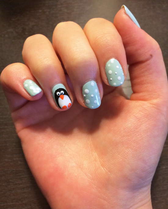 Holiday Nail Art Tutorials: Holiday Nail Art Ideas