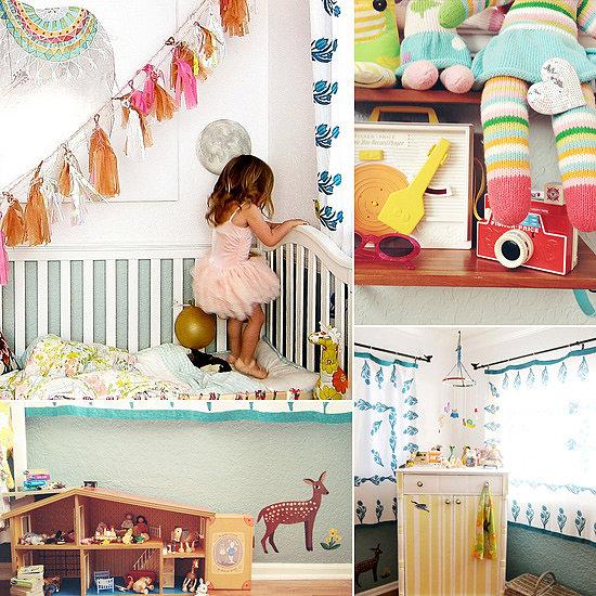 Kids Rooms Eclectic: Best Kids' Rooms And Nurseries Of 2013