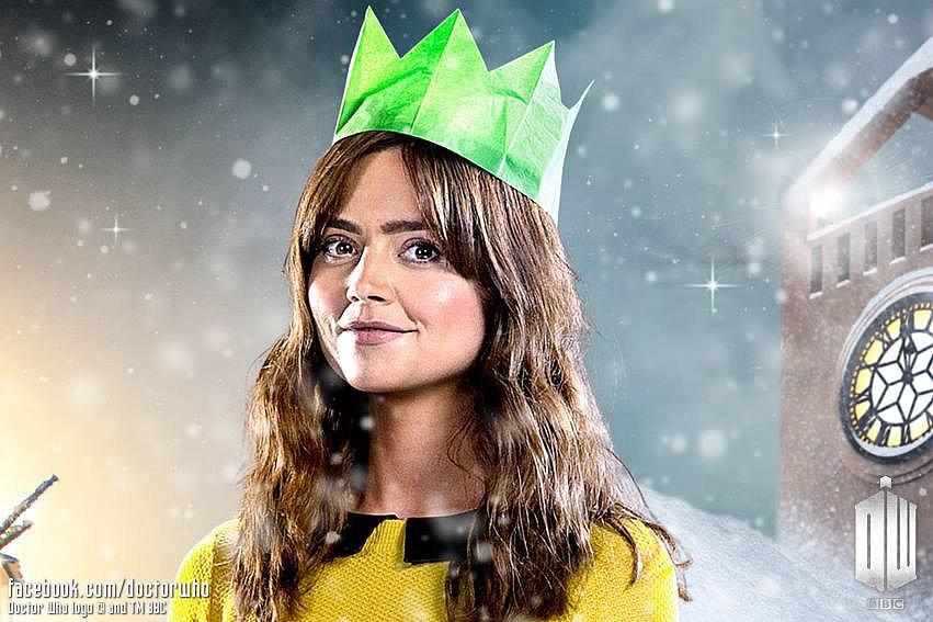 Doctor Who Christmas Special 2013 Teaser Trailer   POPSUGAR Tech