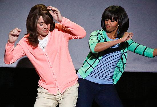 Michelle Obama Birthday Party 2014