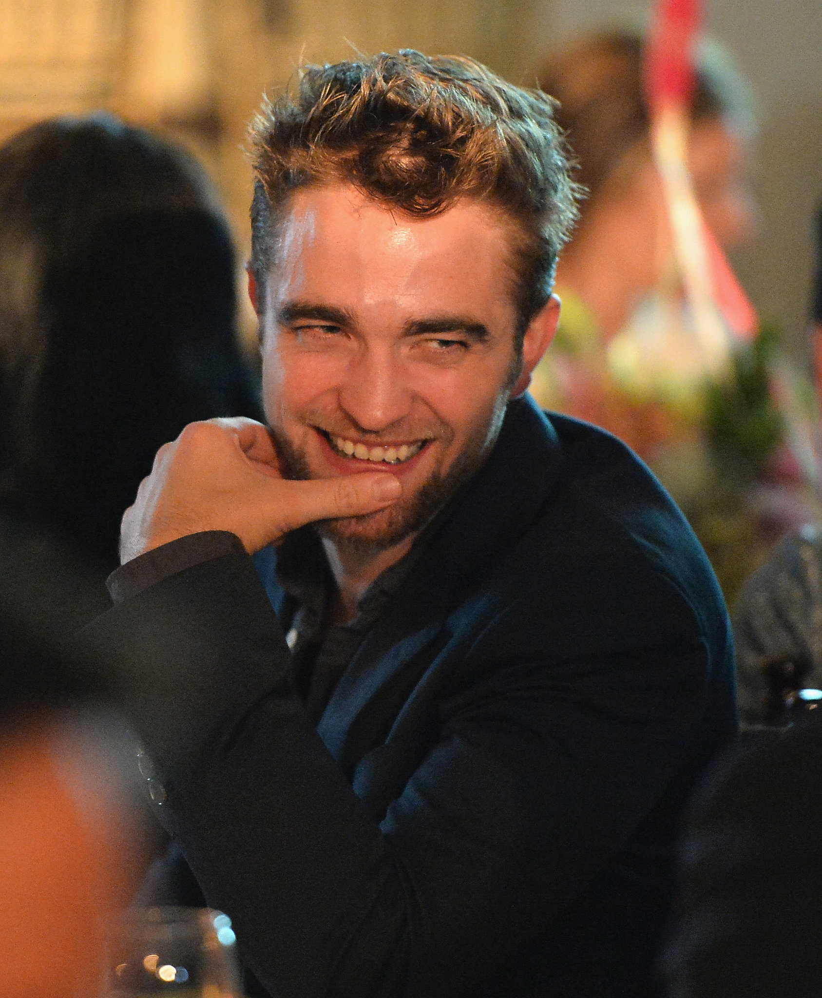 Robert Pattinson: Robert Pattinson Dior Fragrance Campaign And Beauty