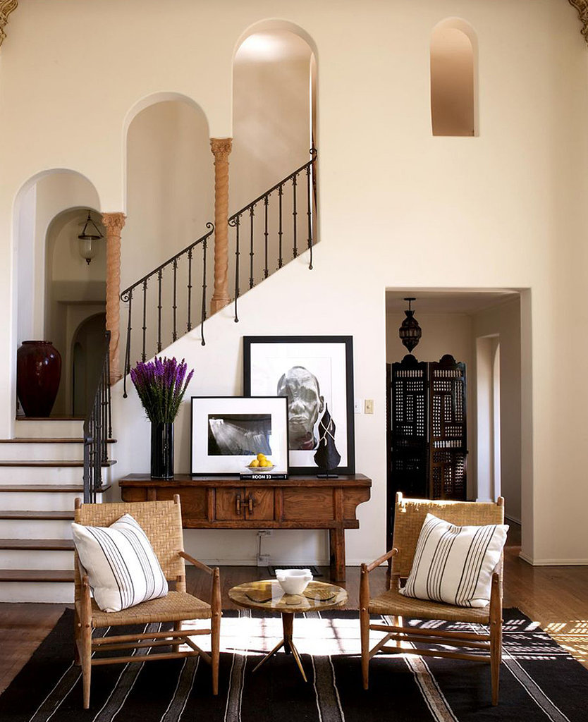 Entryway ideas popsugar home - What is a foyer ...