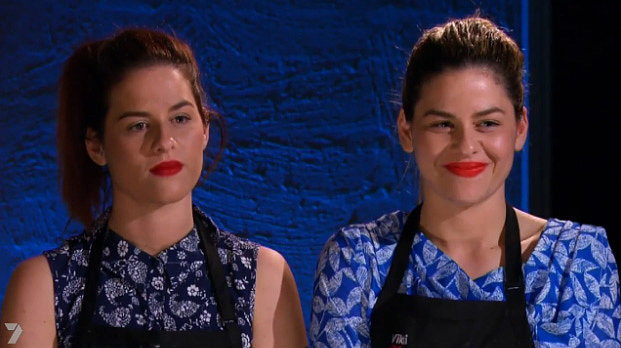 Mkr twins dating