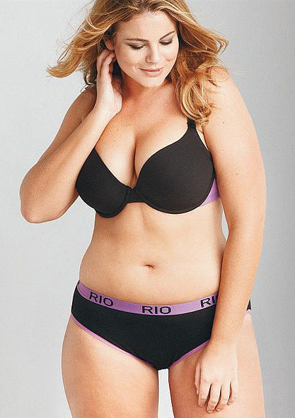 Fiona Falkiner Meet Fashion S New Crop Of Curvy Models