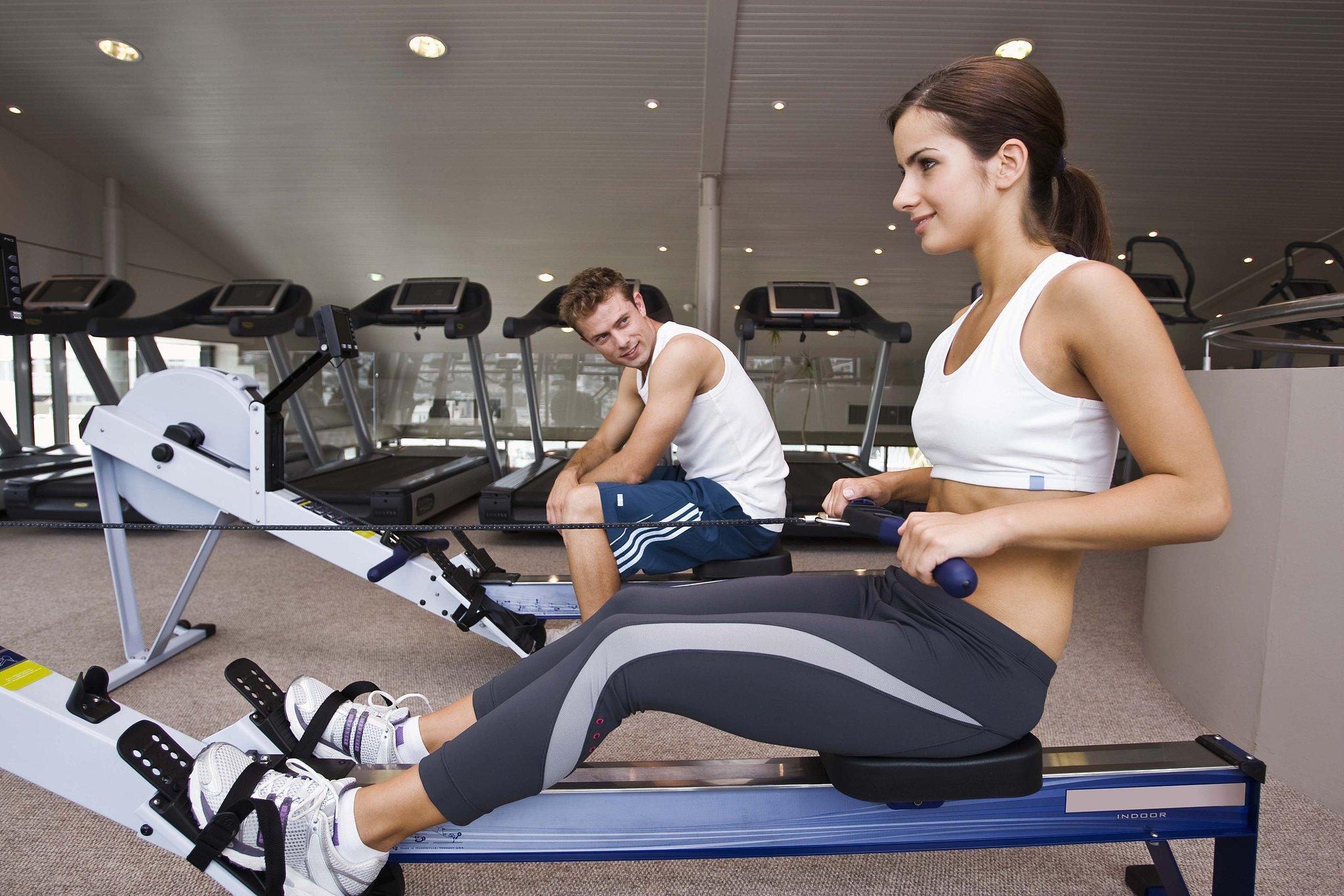 Занятия на эллиптическом тренажере для похудения - форум