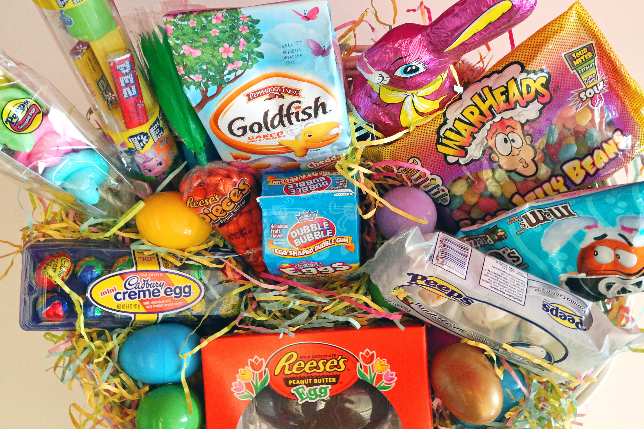 4 20 Easter Basket