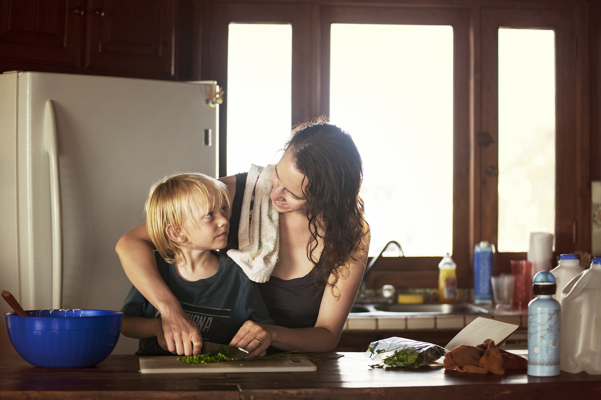 How To Raise Boys Who Respect Women  Popsugar Moms-1052