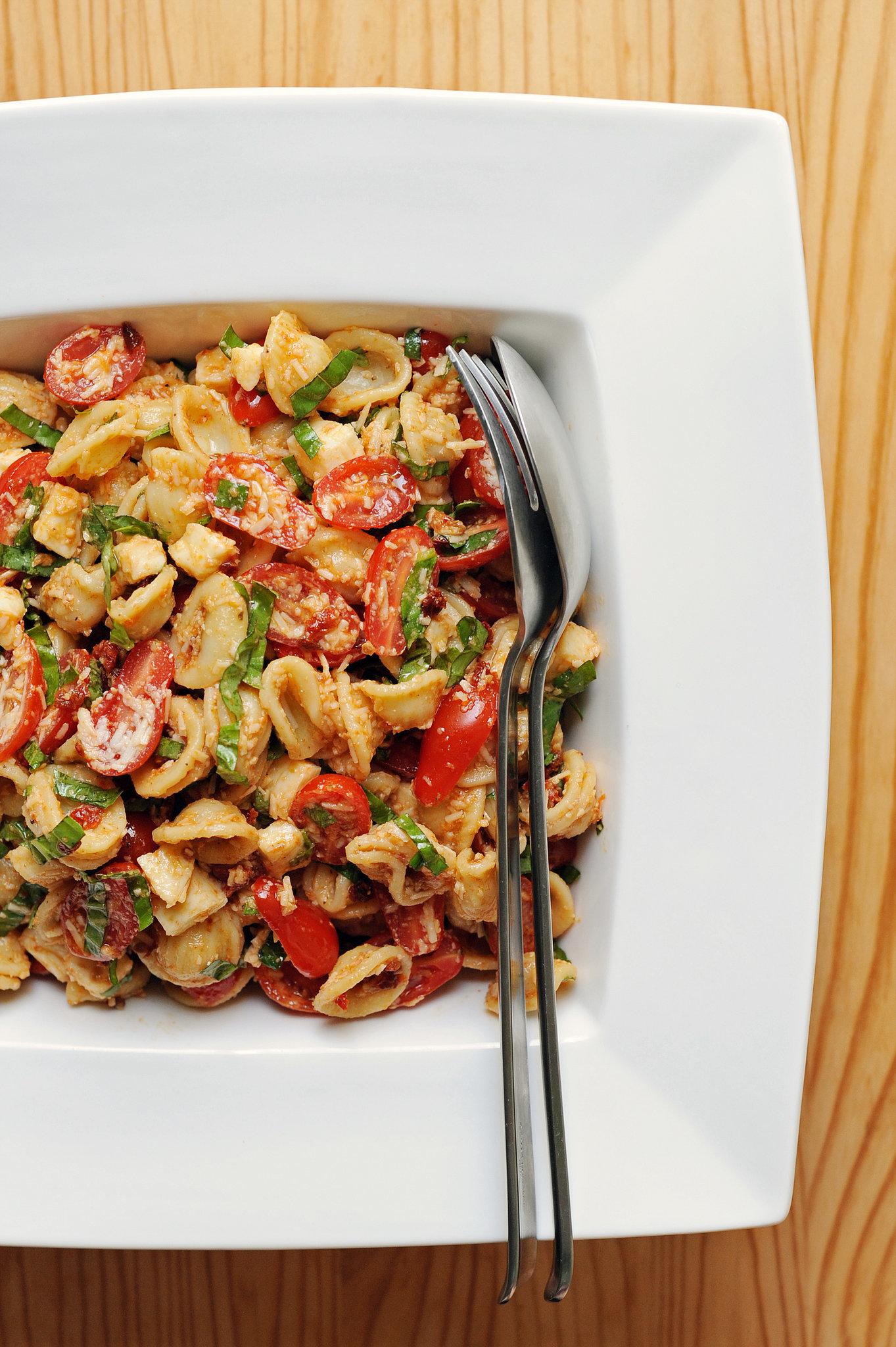 Salad sun dried tomato recipes