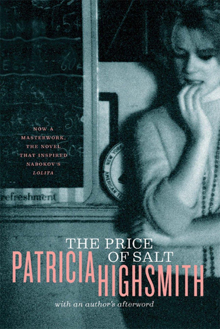 The Price of Salt Patricia Highsmith lesbian novels