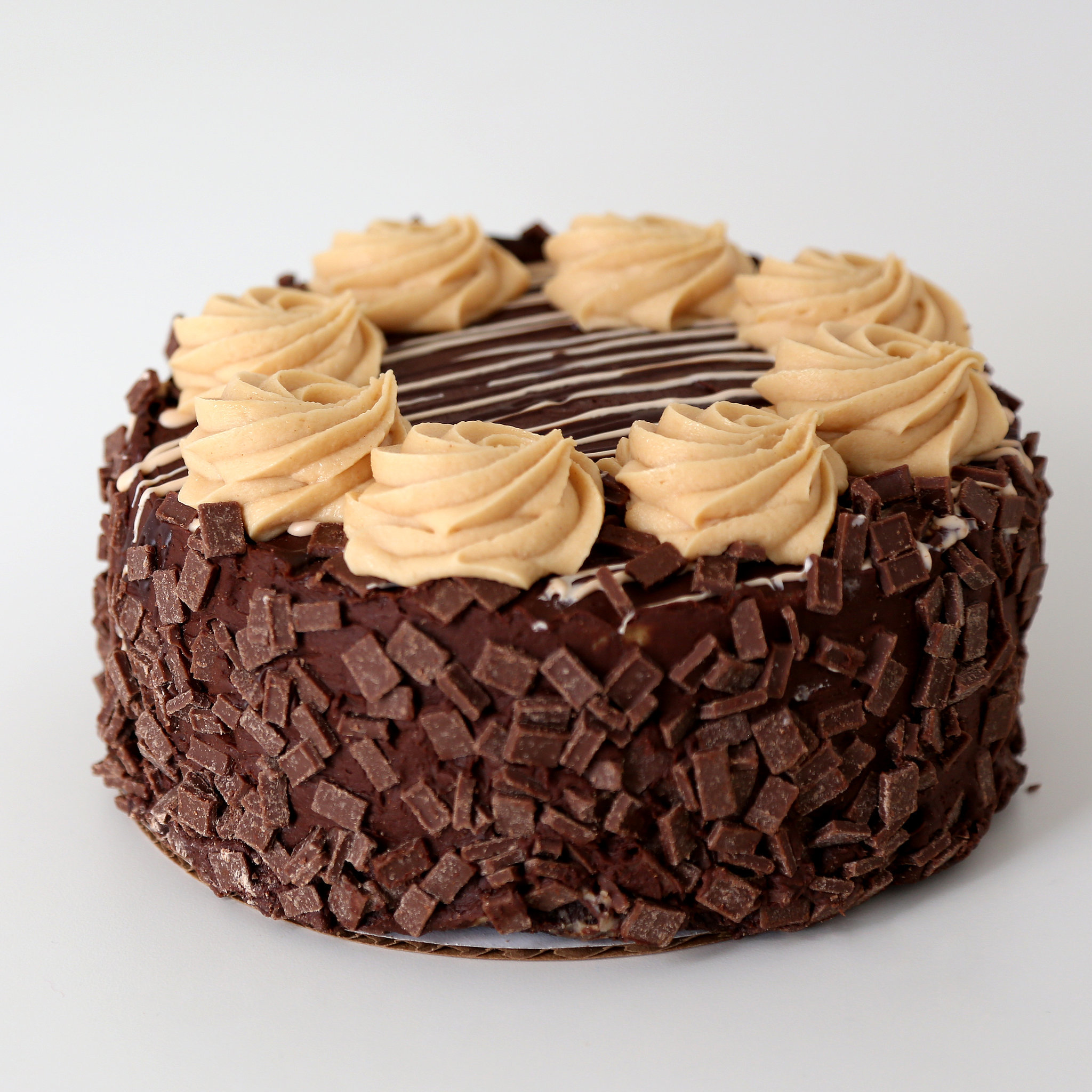 The Cheesecake Factory Reeses Cheesecake Review POPSUGAR Food