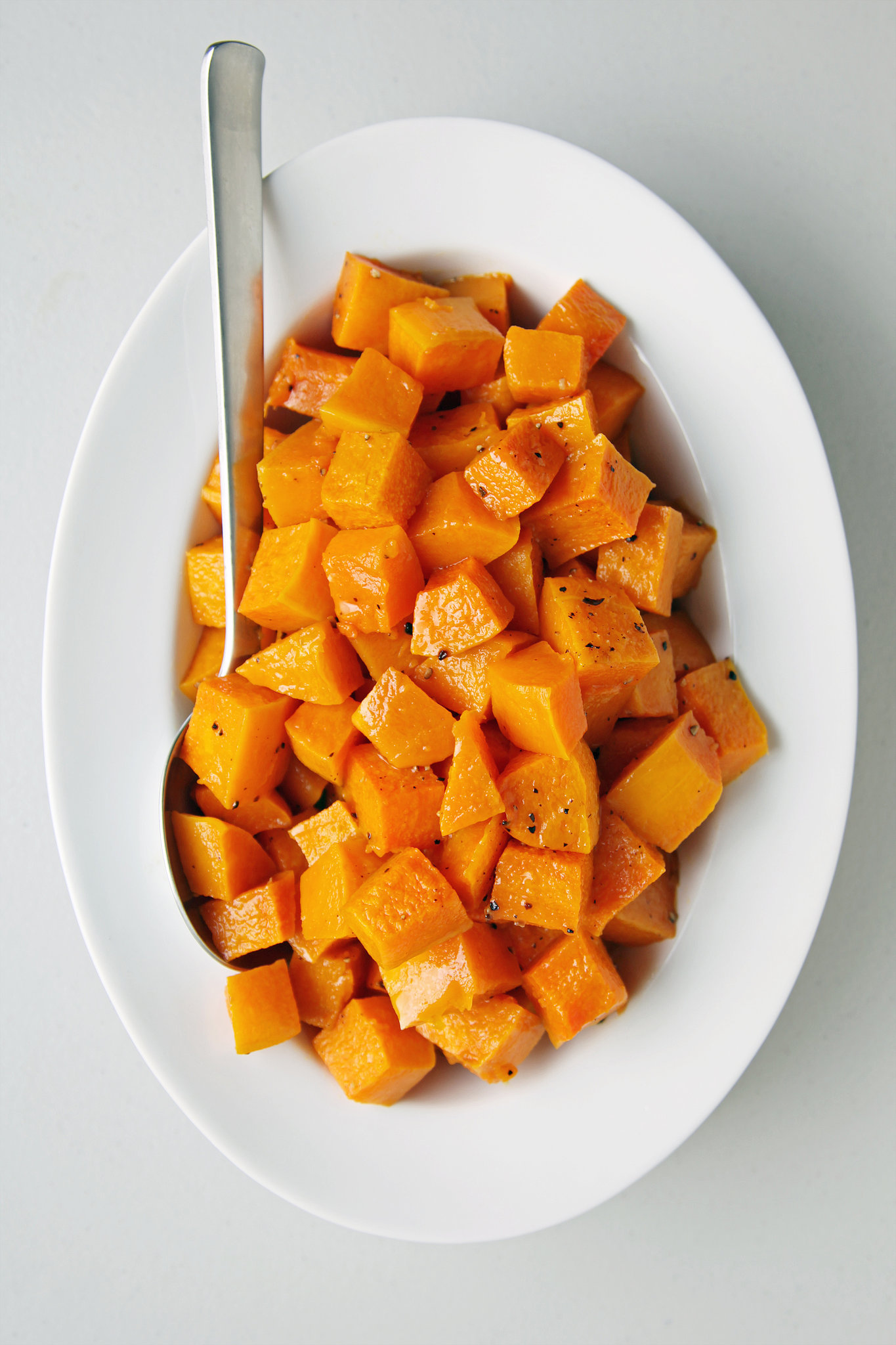 how to store butternut squash once cut