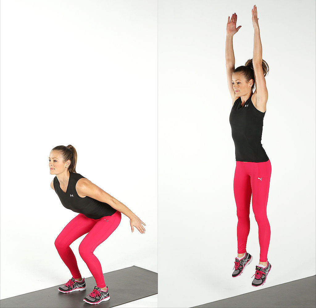 Watch 10 Best Benefits Of Jumping Jacks Exercises For Your Body video