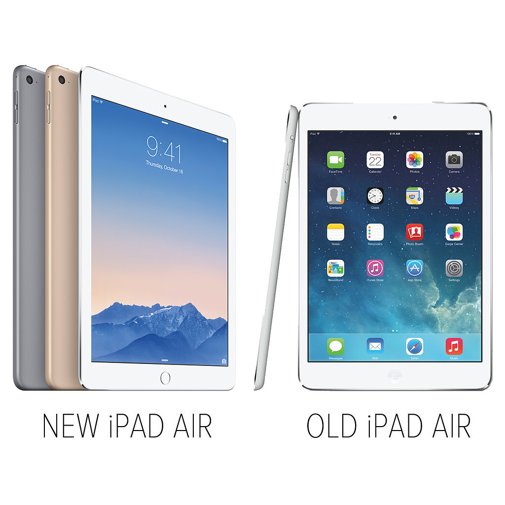 ipad air 2 vs ipad air popsugar tech. Black Bedroom Furniture Sets. Home Design Ideas