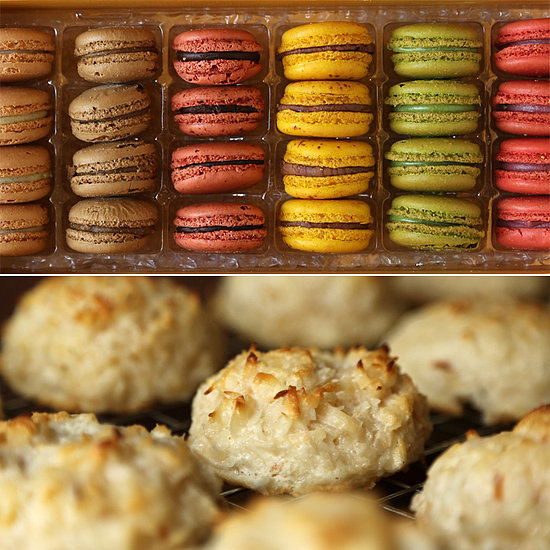 how to cook macaroons video
