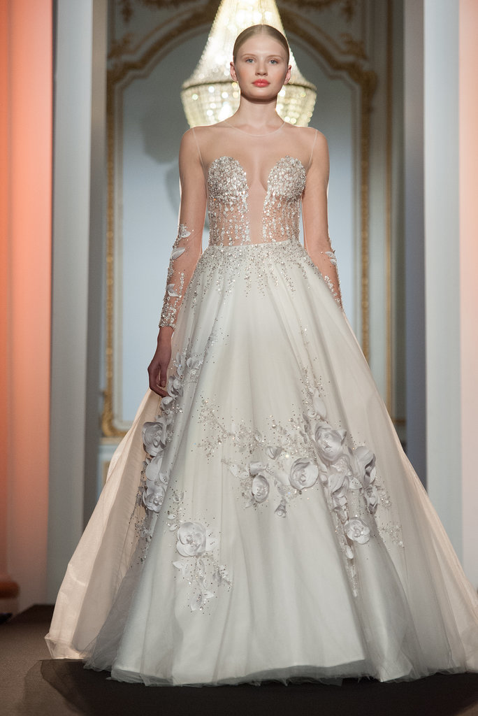 2015 Haute Couture Wedding Dresses
