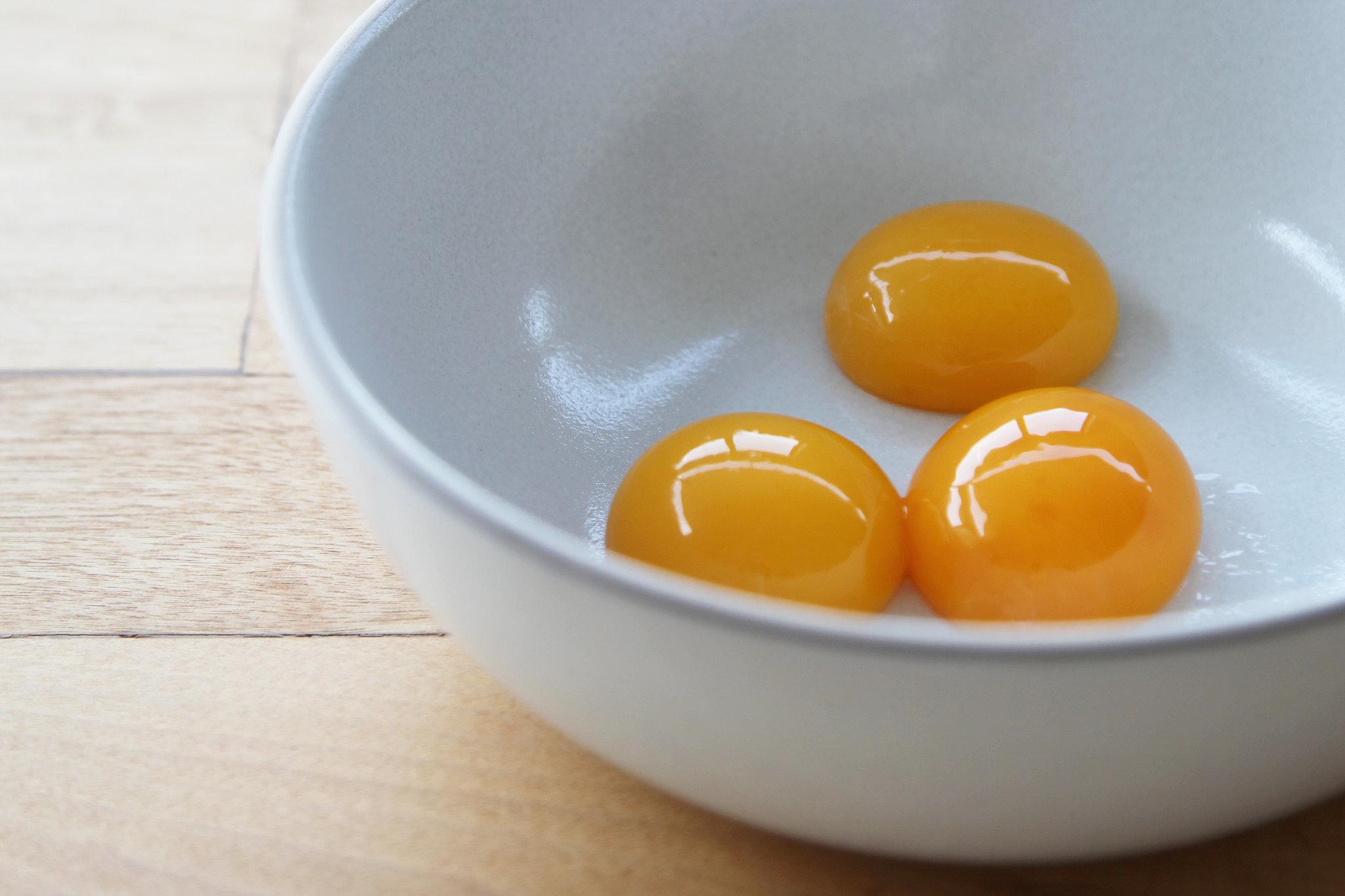 Cake Recipe Using Egg Yolks