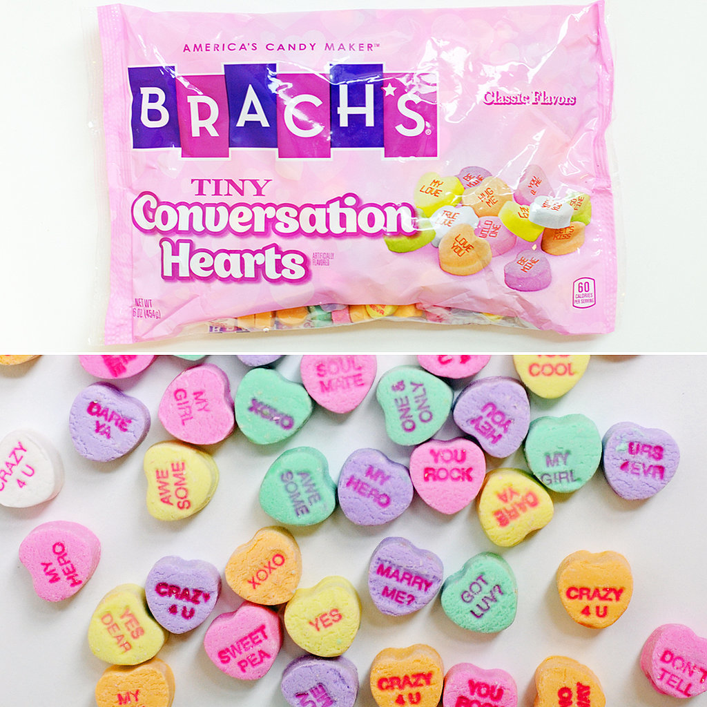 The Best Valentine S Day Conversation Heart Candies Popsugar Food