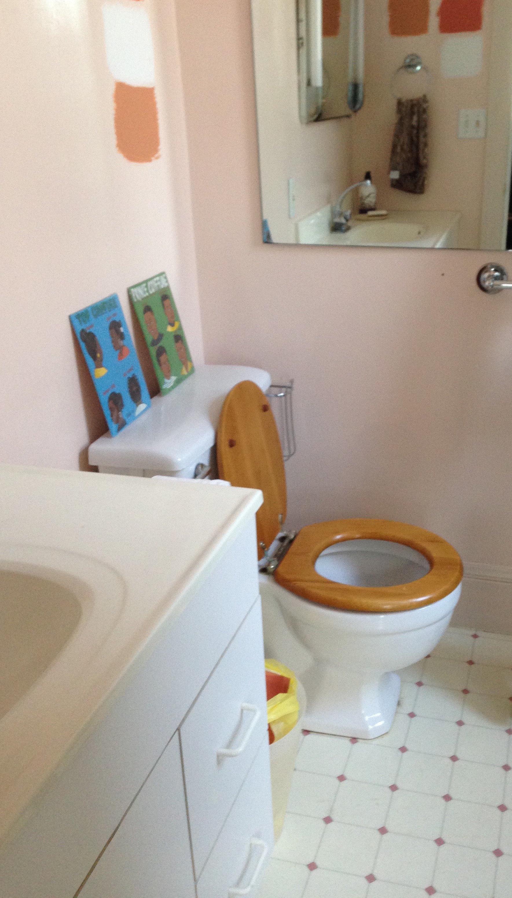 Bathroom Renovation Resale Value colorful bathroom renovation | popsugar home