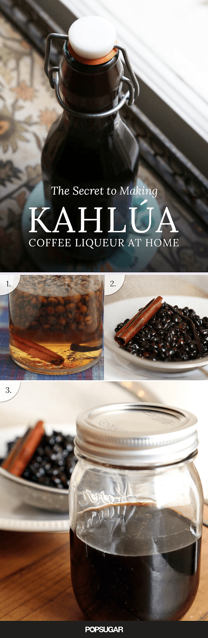 12 days of edible gifts homemade kahlua popsugar food forumfinder Image collections