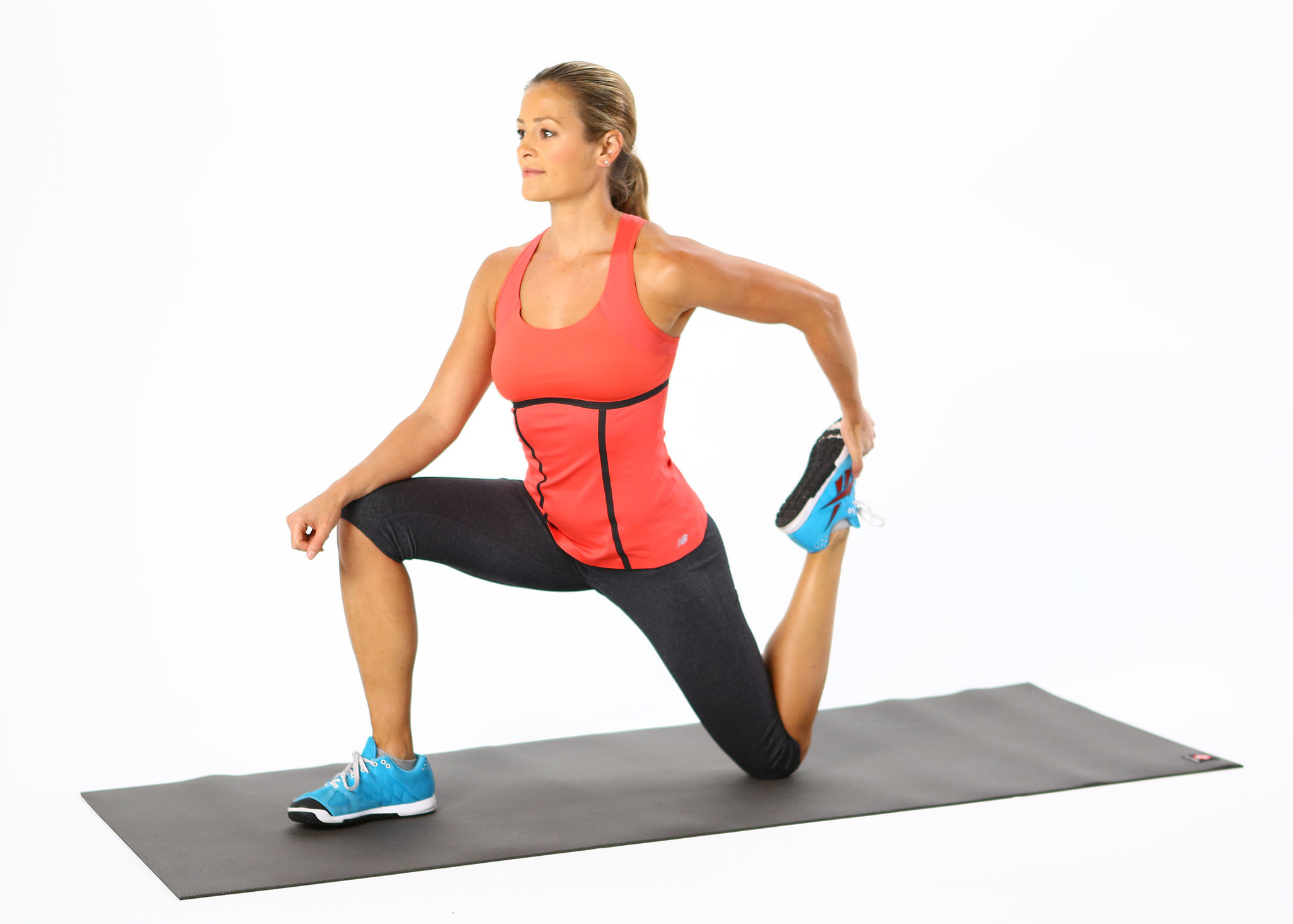 Back Pain Relief: Stretch Your Hip Flexors | POPSUGAR Fitness