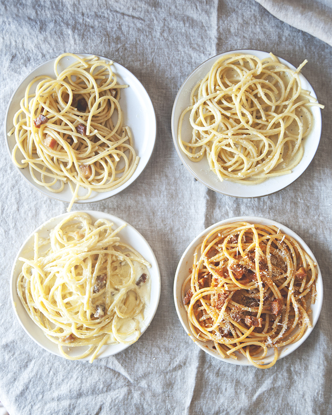 With These 4 Pasta Recipes You'll Be Living la Dolce Vita in No Time