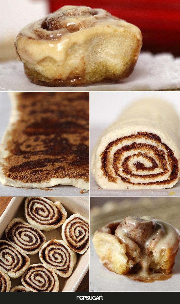 cinnamon roll recipe popsugar food uk. Black Bedroom Furniture Sets. Home Design Ideas