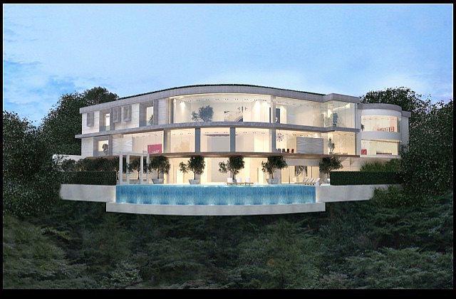 mohamed hadid facing criminal charges for illegal mansion. Black Bedroom Furniture Sets. Home Design Ideas