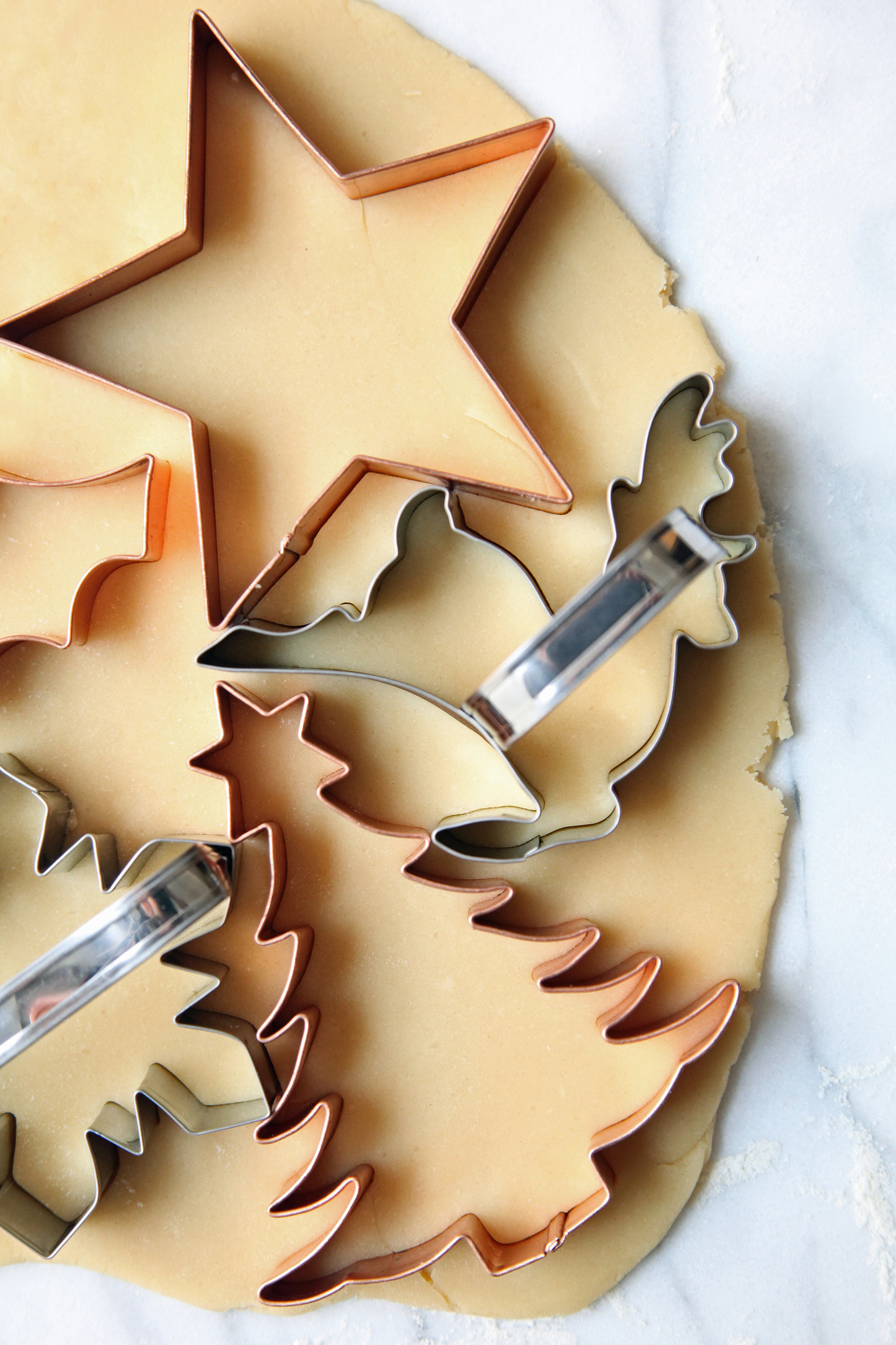 Christmas cookies cookie cutter recipes