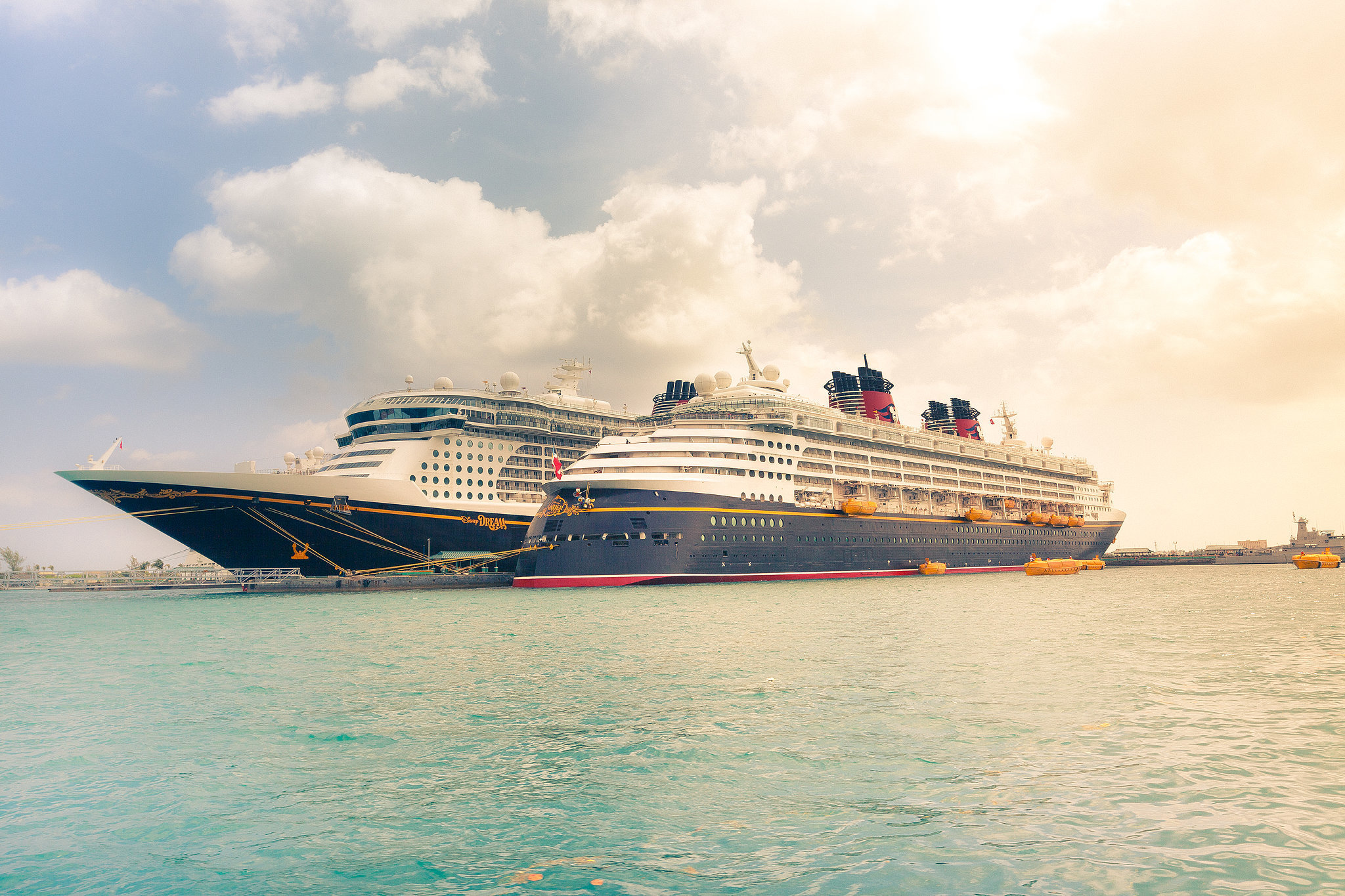 Disney Cruise39s Two New Ships  POPSUGAR Smart Living
