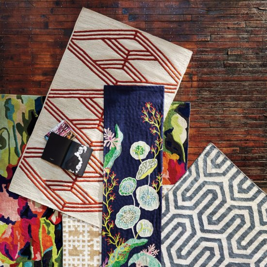 Cool Affordable Rugs   Spring Style Home Decor