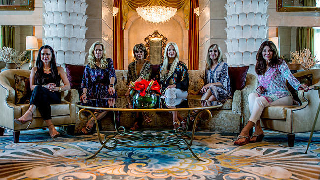 The Real Housewives Of Beverly Hills In Dubai Popsugar