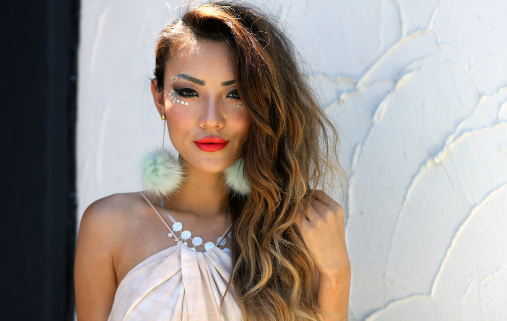 Coachella Festival Beauty Makeup Looks