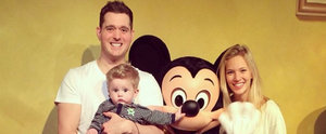 Take a Moment to Marvel at Michael Bublé's Supercute Family