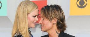 Keith Urban Says His Life Didn't Begin Until He Met Wife Nicole Kidman