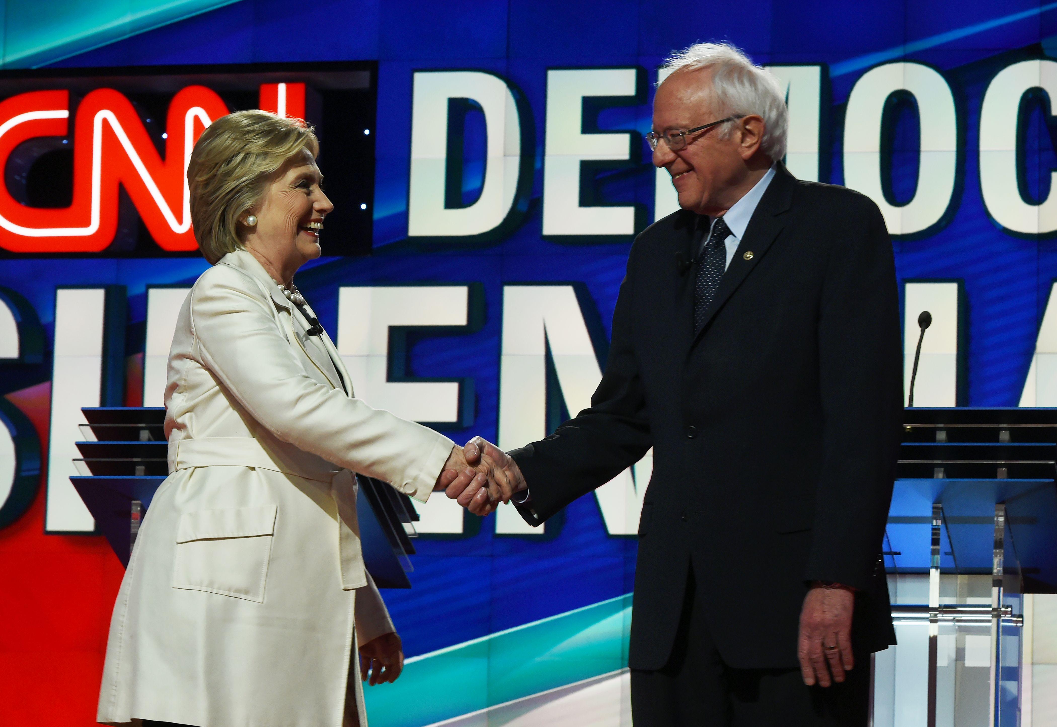 Caufield: Sanders's Endorsement of Clinton 'Necessary but Tough'