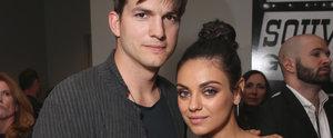 Mila Kunis and Ashton Kutcher Make a Rare (Yet Glamorous) Appearance at the Billboard Music Awards
