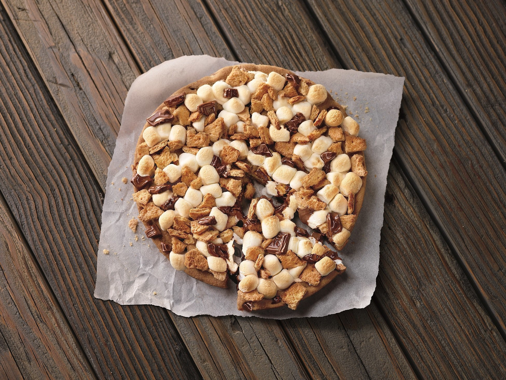 Pizza Hut S'mores Cookie | POPSUGAR Food