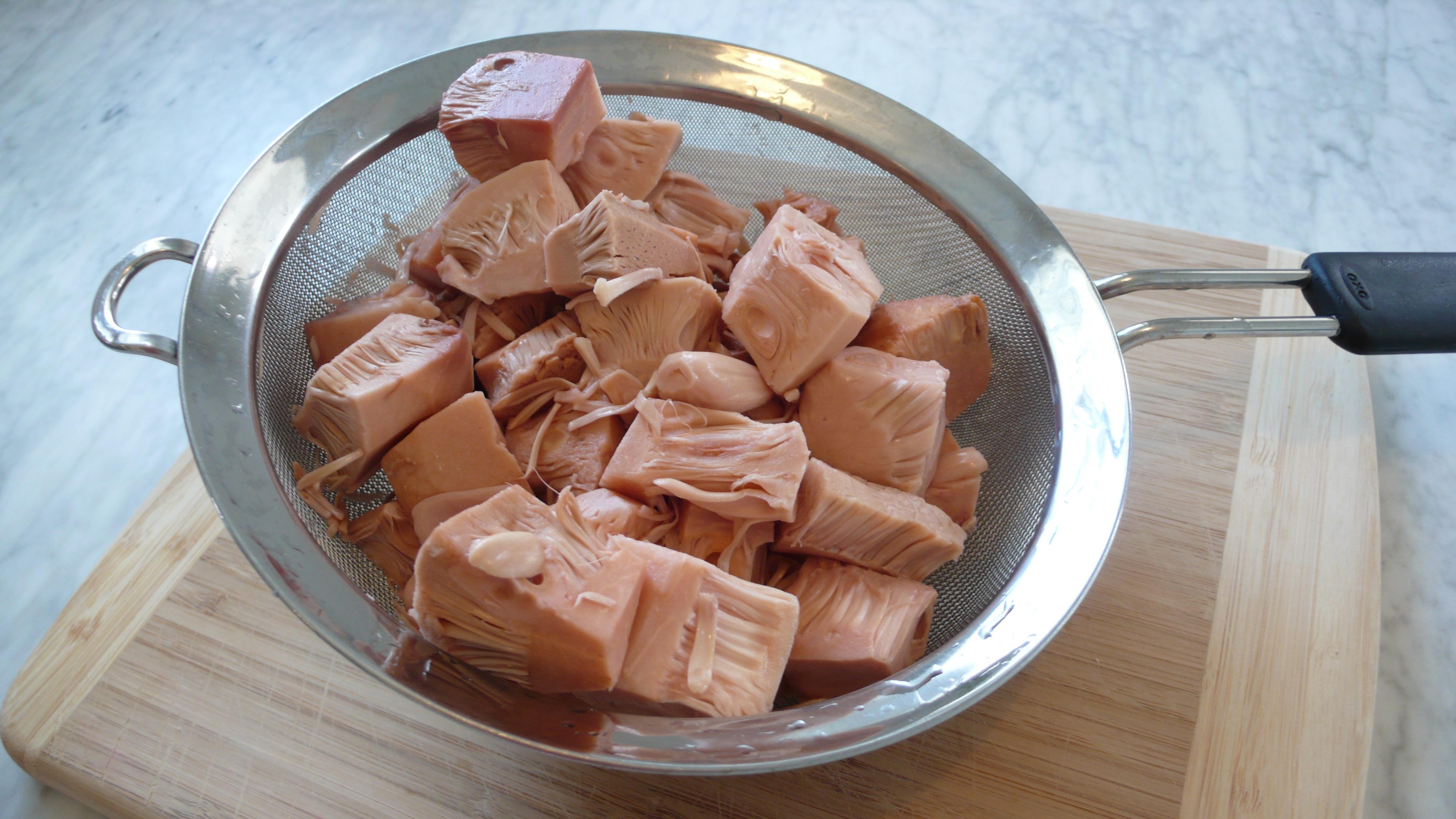BBQ Pulled Jackfruit Recipe POPSUGAR Fitness