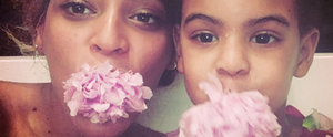 Better Late Than Never! Beyoncé Shares Sweet Snaps From Her Flower-Filled Mother's Day