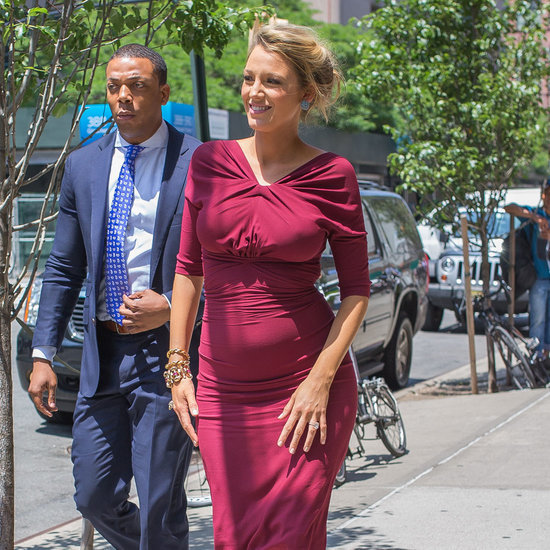 Blake Lively Second Pregnancy Style