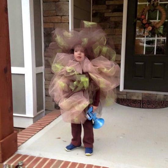 The Funniest Kid Halloween Costumes
