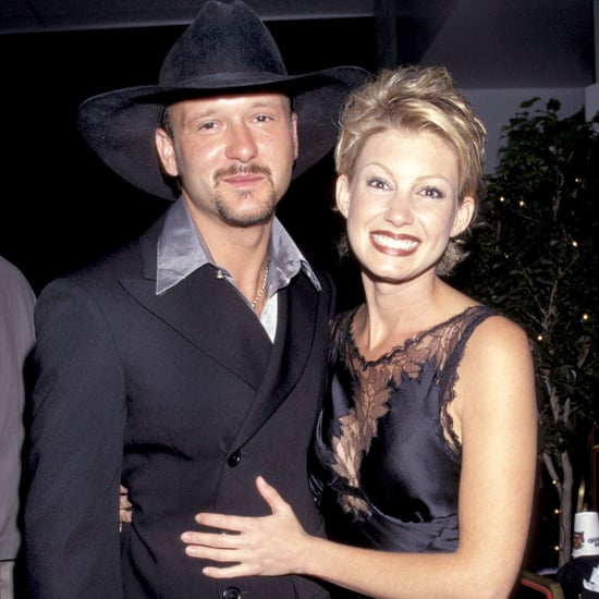 Cute Faith Hill and Tim McGraw Pictures