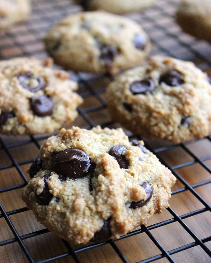 Coconut Oil Chocolate Chip Cookies Uk