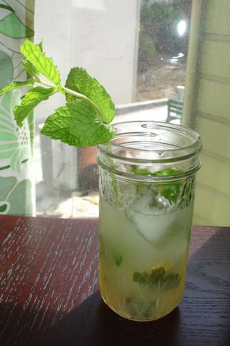 Lemonade Mojitos