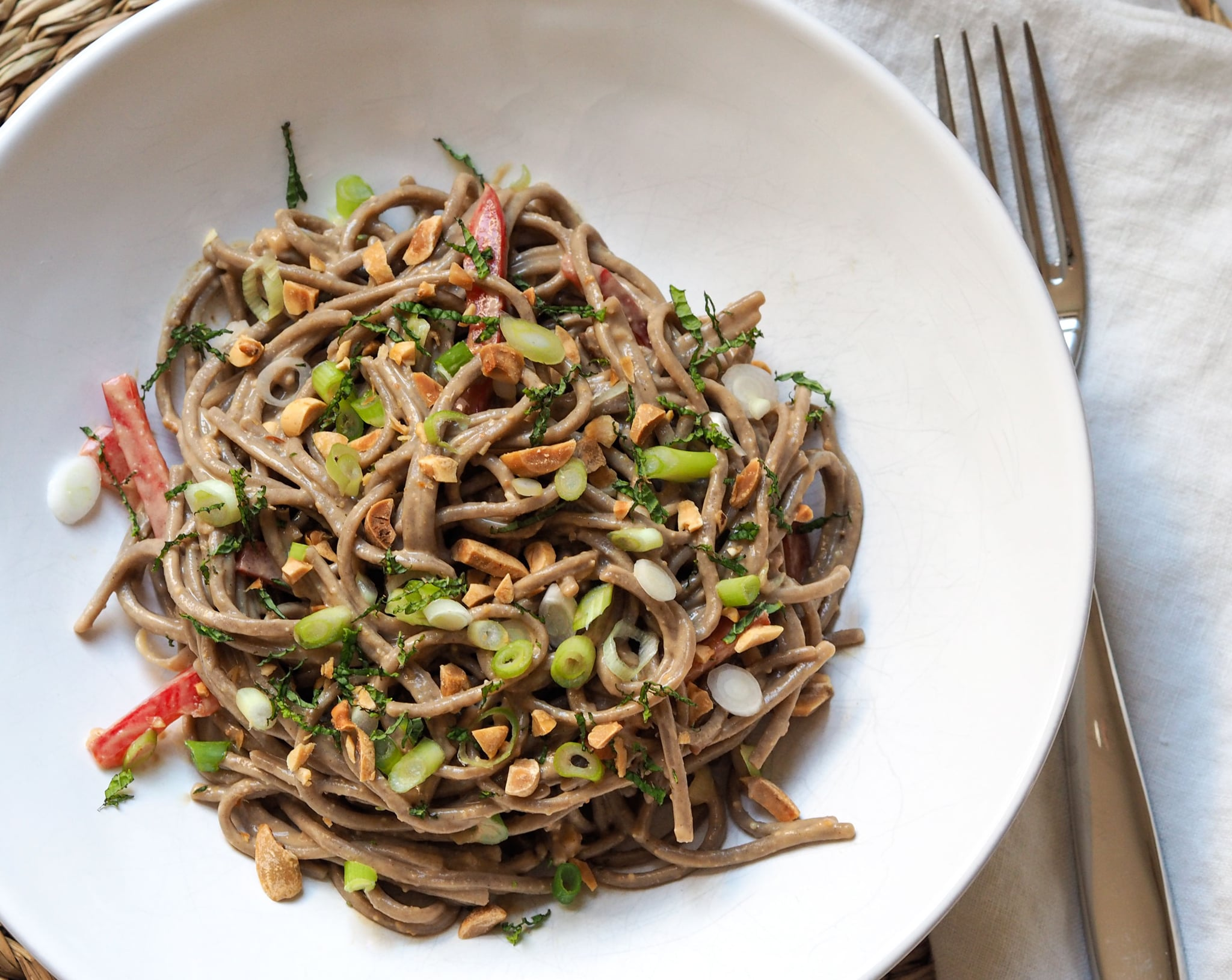 Quick & Easy Asian Noodles