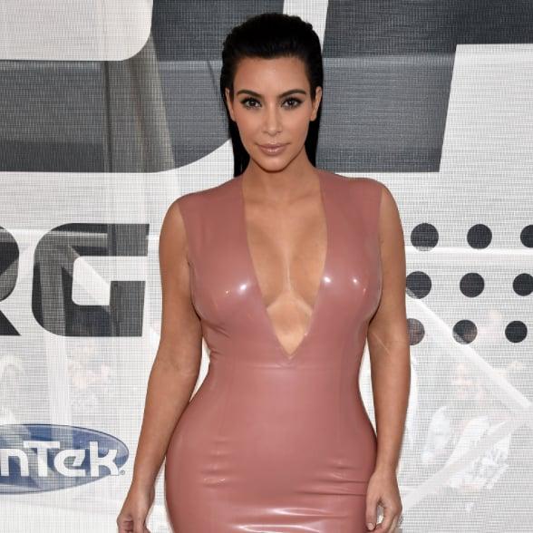 Kim Kardashian Naked Instagram Photo March 2016  Popsugar -5574